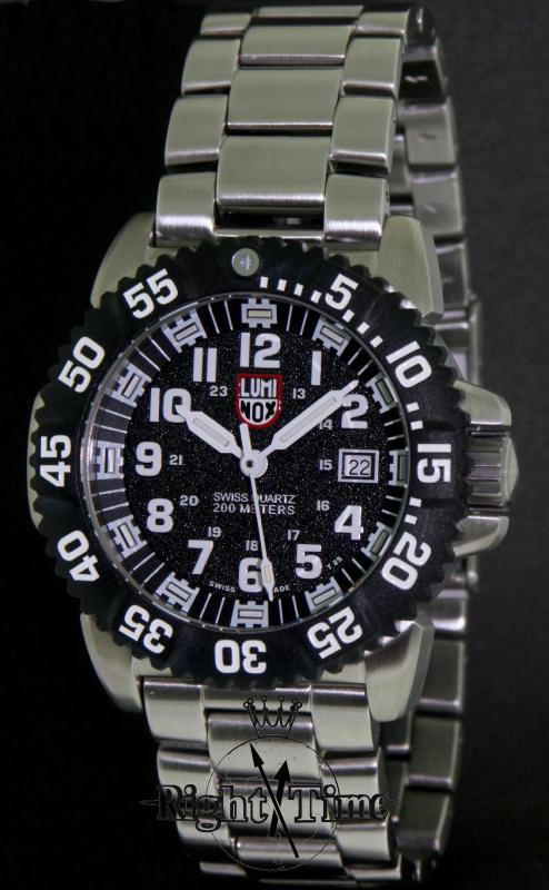 Luminox Genuine Replacement Watch Bands Metal Bracelets