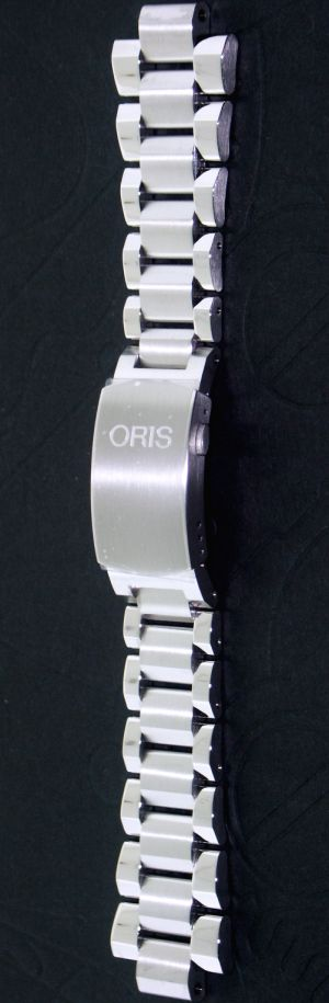 Genuine Oris Stainless Steel Bracelets And Rubber Watch Bands For Bmw Williams F1 Tt1